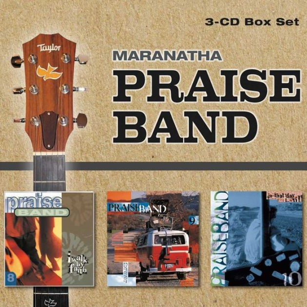 Praise Band 3CD Box Set (CD-Audio)