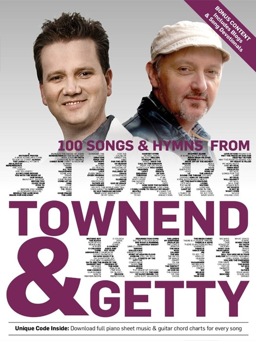 100 Songs & Hymns of Stuart Townend & Keith Getty Songbook (Paperback)