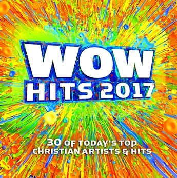 WOW Hits 2017 CD (CD-Audio)