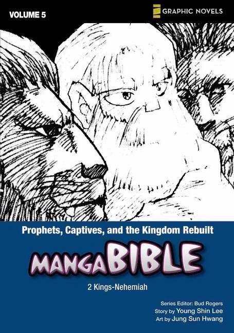 Prophets, Captives, And The Kingdom Rebuilt: Manga Bible (Paperback)