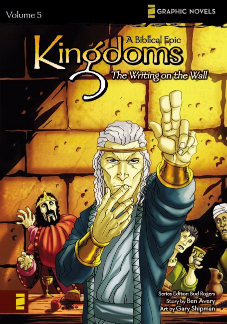 Kingdoms: Writing On The Wall (Paperback)