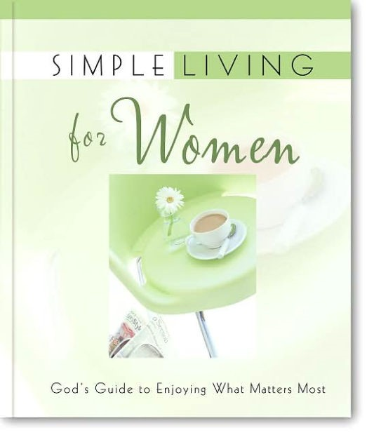 Simple Living For Women (Hard Cover)