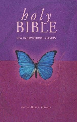 NIV Popular Bible with Guide (Paperback)