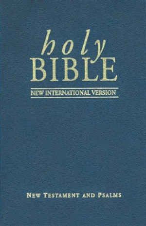 NIV New Testament and Psalms Pocket Version (Paperback)