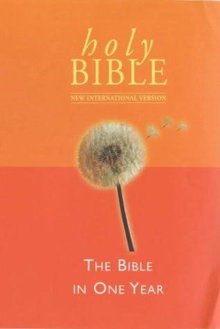 The Bible in One Year NIV (Hard Cover)
