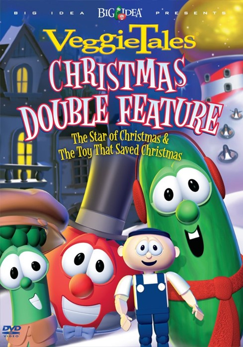 Veggie Tales Double: Toy That Saved/Star of Christmas (DVD Video)