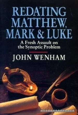 Redating Matthew, Mark and Luke (Paperback)