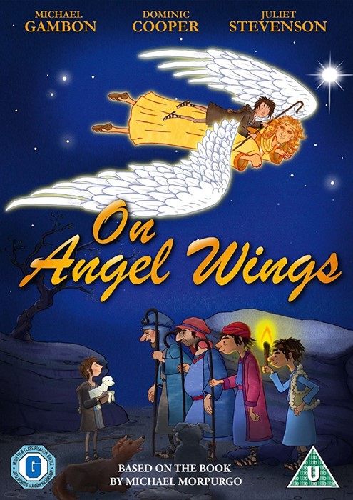 On Angel Wings DVD (DVD)