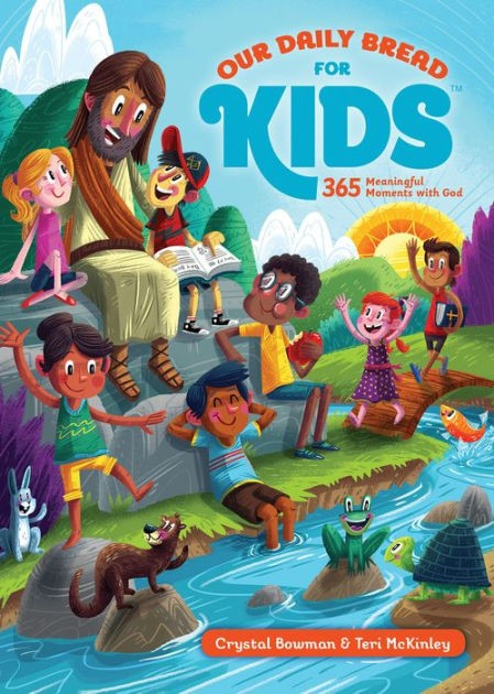 Our Daily Bread for Kids (Paperback)