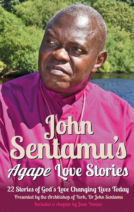 John Sentamu's Love Stories (Paperback)