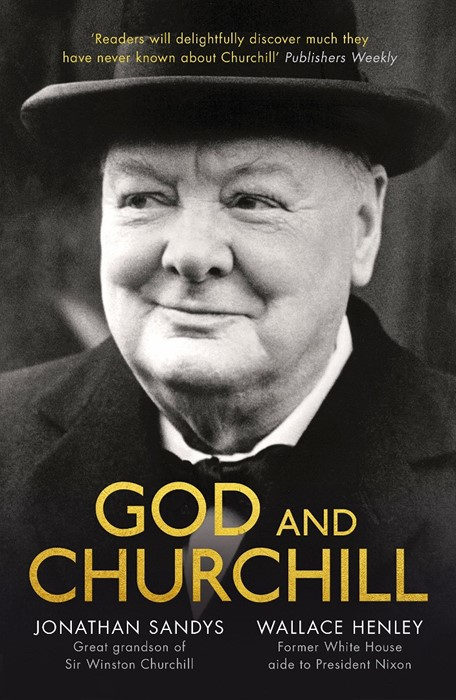 God and Churchill (Paperback)