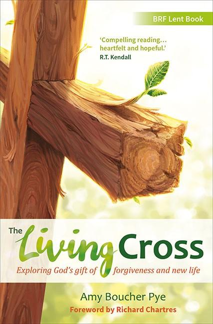 The Living Cross (Paper Back)