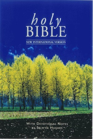 NIV Bible with Devotional Notes (Hard Cover)