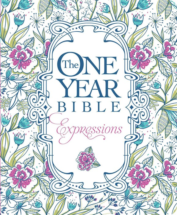 The NLT One Year Bible Expressions (Paperback)