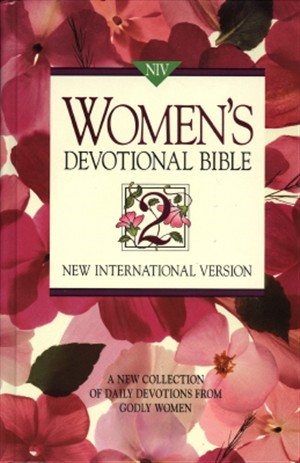 Bible Part 2 NIV Women's Devotional Bible (Hard Cover)