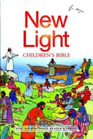 NIrV New Light Children's Bible (Hard Cover)