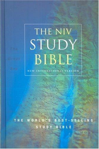 The NIV Study Bible (Hard Cover)