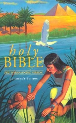 NIV Popular Children's Bible (Hard Cover)