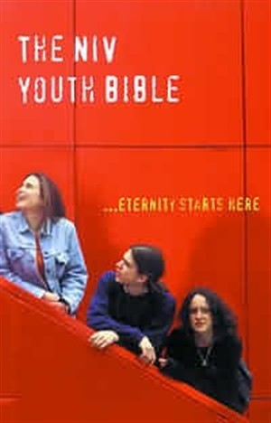 The NIV Youth Bible (Paperback)