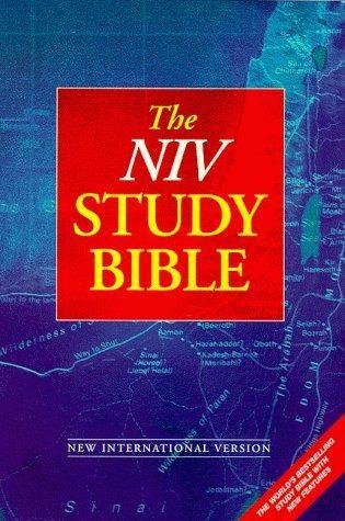 NIV Study Bible (Paperback)