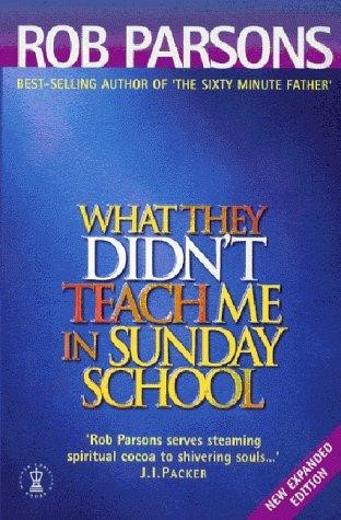 What They Didn't Teach Me In Sunday School (Paperback)