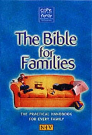 The Bible for Families NIV (Hard Cover)