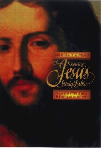 The NIV Knowing Jesus Study Bible