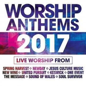 Worship Anthems 2017 CD (CD-Audio)