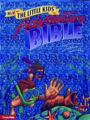 NIRV Little Kid's Adventure Bible (Hard Cover)