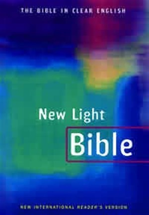 NIrV New Light Economy Bible (Hard Cover)