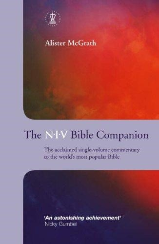 The NIV Bible Companion (Paperback)