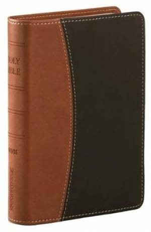 NIV Pocket Bible (Leather Binding)