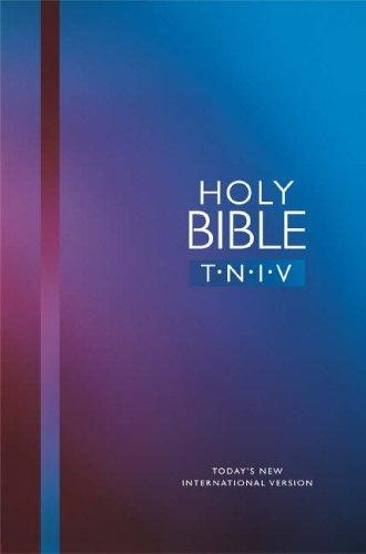 TNIV Personal Bible (Hard Cover)