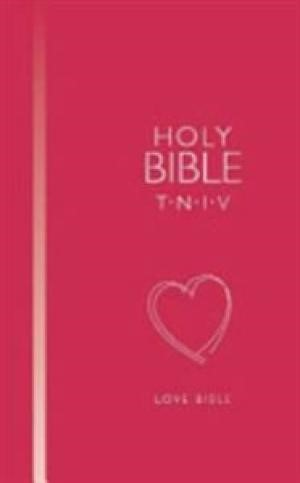 TNIV Love Bible (Hard Cover)