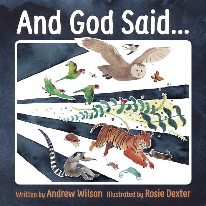 And God said… (Paperback)