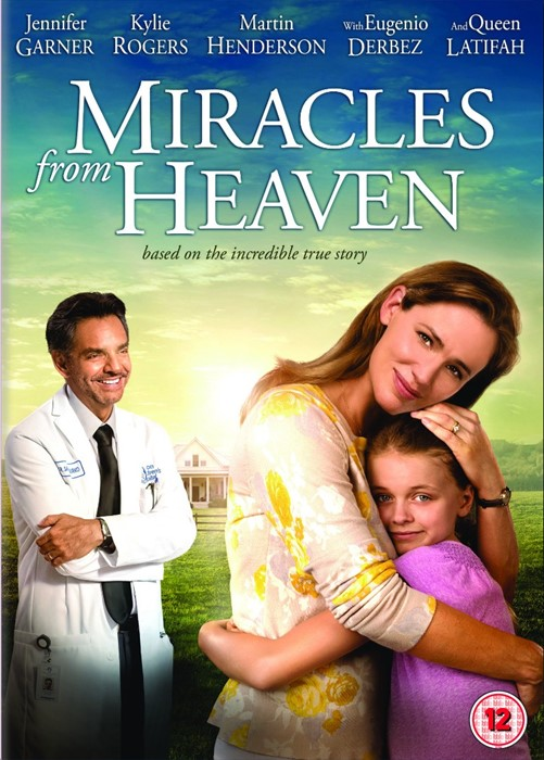 Miracles from Heaven DVD (DVD)