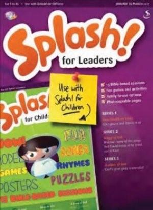 Splash Leaders Jan-Mar 2017 (Paperback)