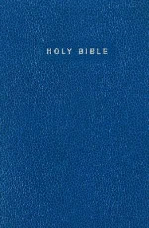 NIV Gift and Award Bible Blue (Paperback)