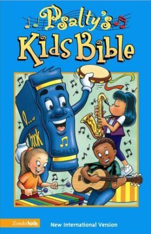 NIV Psalty's Kids' Bible (Hard Cover)