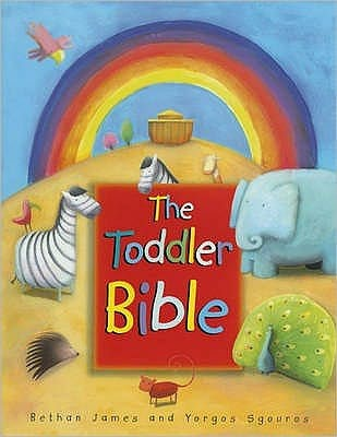 The Toddler Bible (Hard Cover)