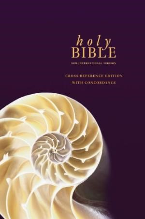 NIV Reference with Concordance (Hard Cover)