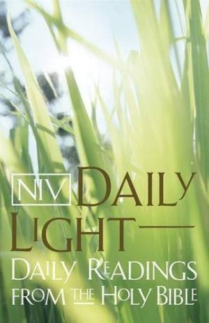 NIV Daily Light (Hard Cover)
