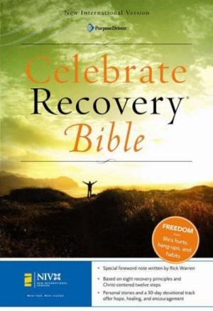 NIV Celebrate Recovery Bible (Hard Cover)