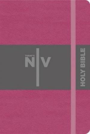 TNIV Pocket Notebook Bible Pink