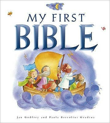My First Bible (Hard Cover)