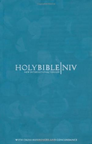 NIV Cross Reference Bible (Hard Cover)