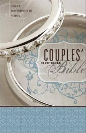 TNIV Couples Devotional Bible (Hard Cover)