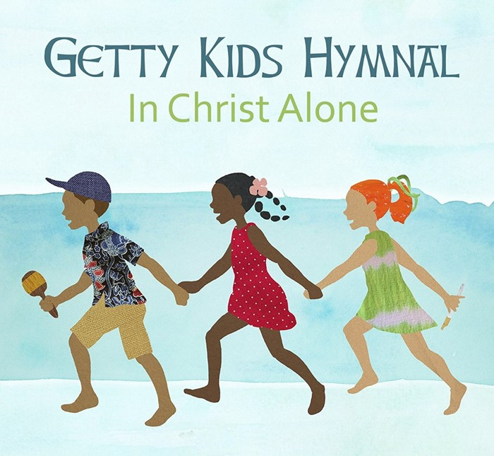 Kids Hymnal: In Christ Alone CD (CD- Audio)