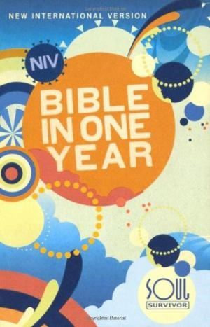 NIV Soul Survivor Bible in One Year (Paperback)