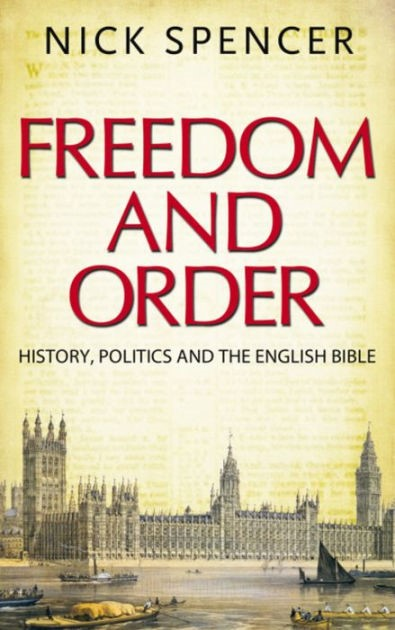 Freedom And Order (Hard Cover)